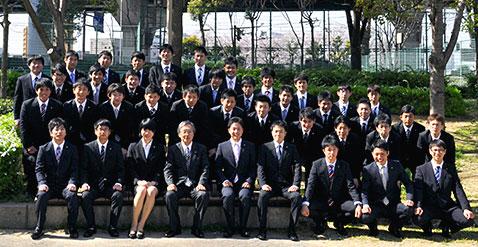 平成26年度入社式を開催しました...